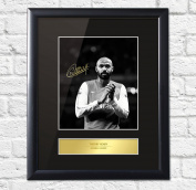 Thierry Henry Signed Mounted Photo Display Arsenal FC Legend
