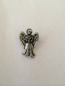 C13 Angel pin badge fine english pewter pin badge with a prideindetails gift package