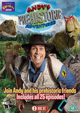 Andy's Prehistoric Adventures: Complete Series 1