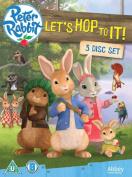 Peter Rabbit: Let's Hop to It [Region 2]