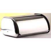 Harewood Bread Bin Roll Top Stainless Steel