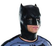 Rubies Fancy dress costume Co. Inc Boys Dawn of Justice Adult Full Batman Mask Standard