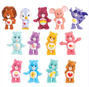 Vivid Imaginations Care Bears and Cousins Collectible Figures in Foil Bag