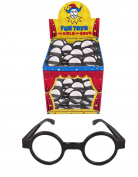 12 NERD GLASSES KIDS CHILDRENS WIZARD HARRY POTTER FANCY DRESS ACCESSORY TOYS