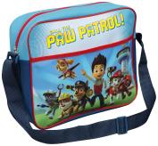 PAW PATROL MESSENGER SHOULDER DESPATCH BAG KIDS SCHOOL NURSERY CHILDRENS GIFT