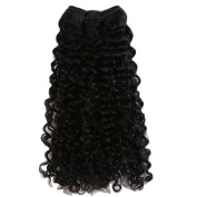 MY LADY 100% Indian Virgin Human Hair Kinky Curly Unprocessed Weave Hair 3 Bundles 300g