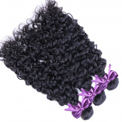 IUEENLY Unprocessed 7A Malysian Virgin Hair Natural Wave 3pcs/lot Malysian Wet and Wavy human Hair Weave Bundles Can Be Dyed Natural Colour 60cm - 70cm