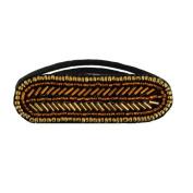 Tassel Alton Hair Tie, Gold