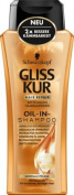 Gliss Kur Oil-In-Shampoo Normal Care 250 ml / 8.3.fl oz