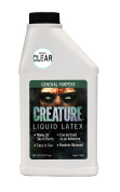 Creature Liquid Latex - General Purpose Professional Special Effects Liquid Latex - 470ml - Dries CLEAR