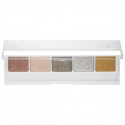 Natasha Denona Eyeshadow Palette 5 - Colour 9 - Industrial, Idian Gold, Glam Green, Alluminum and Antique Olive