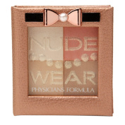 Physician's Formula, Inc., Nude Wear, Touch of Glow Palette, Medium, 5ml (7 g) - 2pc