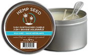 Earthly Body 3 IN 1 Massage Candle - Wild Surf 180ml
