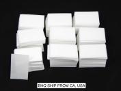 1000pcs Lint Free Nail Art Gel Polish Remover Cotton Pad Nail Wipe