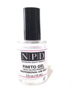 NPD FINITO GEL .5 OZ.(15ML.) - HIGH GLOSS FINISHER