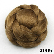 Moonlight 100g Hair Bun Hairpiece Braided Hair Extension