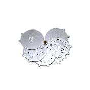 Diamond And Gemstone Pocket Sizing Gauge - SFC Tools - 35-560