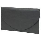Envelope Clutch Purse Bag Grey