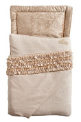 aBaby Bunting Bag, Saddle Beige