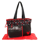 Disney Mickey Mouse Toss Icon Print, Nappy Bag Tote