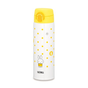 THERMOS for Milk Formula Stainless Bottle JNX-500B Yellow (Y) 0.5L