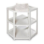 Nappy Corner Changing Table, White