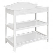Eddie Bauer Langley Changing Table in White