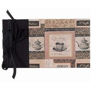 CAFE ITALIANO RIBBON-BOUND BRAGBOOK by Lineco® - 4x6