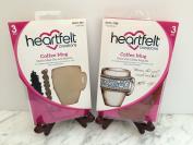 Heartfelt Creations Bundle Die+Stamp Coffee Mug, HCD1 781+HCPC3708