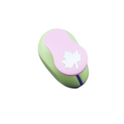 Remeehi DIY Handmade Hole Puncher for Festival Papers & Greeting Card Cute Craft Punch Leaf