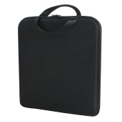 co2CREA Carrying Travel Storage Organiser Case Bag for Omron Body Composition Monitor Scale - 7 Fitness Indicators