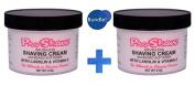 Pro-Shave Brushless Shaving Cream 240ml, Set of 2