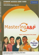 Masteringa&p with Pearson Etext -- Standalone Access Card -- For Fundamentals of Anatomy & Physiology