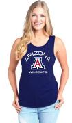 NCAA Arizona Wildcats Burnout Keyhole Tank