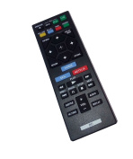Replaced Remote Control for Sony BDP-S2100 BDP-BX320 BDP-S5200/E BD Blu-Ray DVD Disc Player