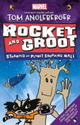 Marvel Rocket and Groot