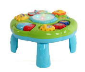Musical Learning Table Baby Toys - Hanmun ZM16029 Electronic Educational Toys for . Toddlers Early Development Activity Toy