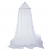 Hosaire 1X Mosquito Net Tent for bed, protective colour white