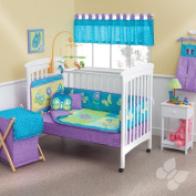 Cunero Fantasia Crib Bedding Set and Accessories