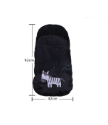 Baby Bunting Bag, Sleeping Bag Bundle Me Stoller for Infant Arctic Baby Bunting