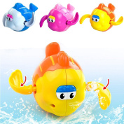 6 pcs Swimming Turtle Summer Toys for Kids Pool Bath Fun Time Floating play Shower Gift