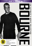Bourne 1 - 5 Collection DVD  [5 Discs] [Region 4]