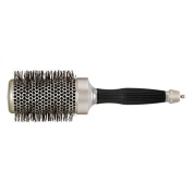 COMAIR Professional Round Brush Champagne 53/75 mm Professional Round Brush with Ceramic & Tourmaline Ionic 53 mm/75 mm