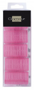 Glamour Style Diamond Hair Styling Rollers with Hook and loop Fastening Pack of 5 - 30