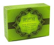 Aroma Treasure Skin Whitening Brightening Facial Kit For Oily Skin - 40ml