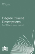 Degree Course Descriptions