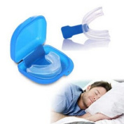 Sparkling White Smiles Silent Sleep Teeth Mouth Guard - Teeth Protector - Bruxism Night Guard Stop Teeth Grinding And Clenching