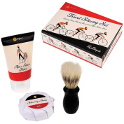 Le Bicycle Travel Shaving Set