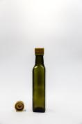 art. 1 nr Marasca Oil Bottle 250 ml Green N ° 21 glass stopper