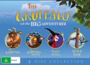 The Gruffalo and Other Big Adventures Boxset [Region 4]
